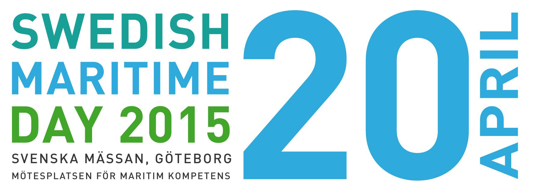 Programmet för Swedish Maritime Day 2015