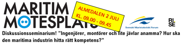 SMTF i Almedalen
