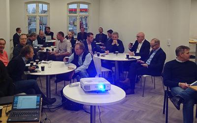Fullt hus när bränsleceller diskuterades i Landskrona