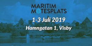 Maritim Mötesplats 2019