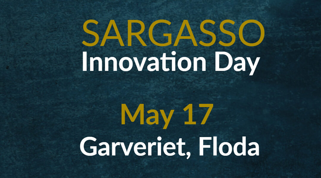 SARGASSO Innovation Day