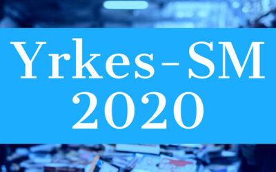 Yrkes-SM 2020