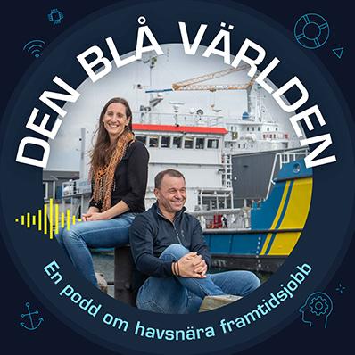 Den blå världen - podcast